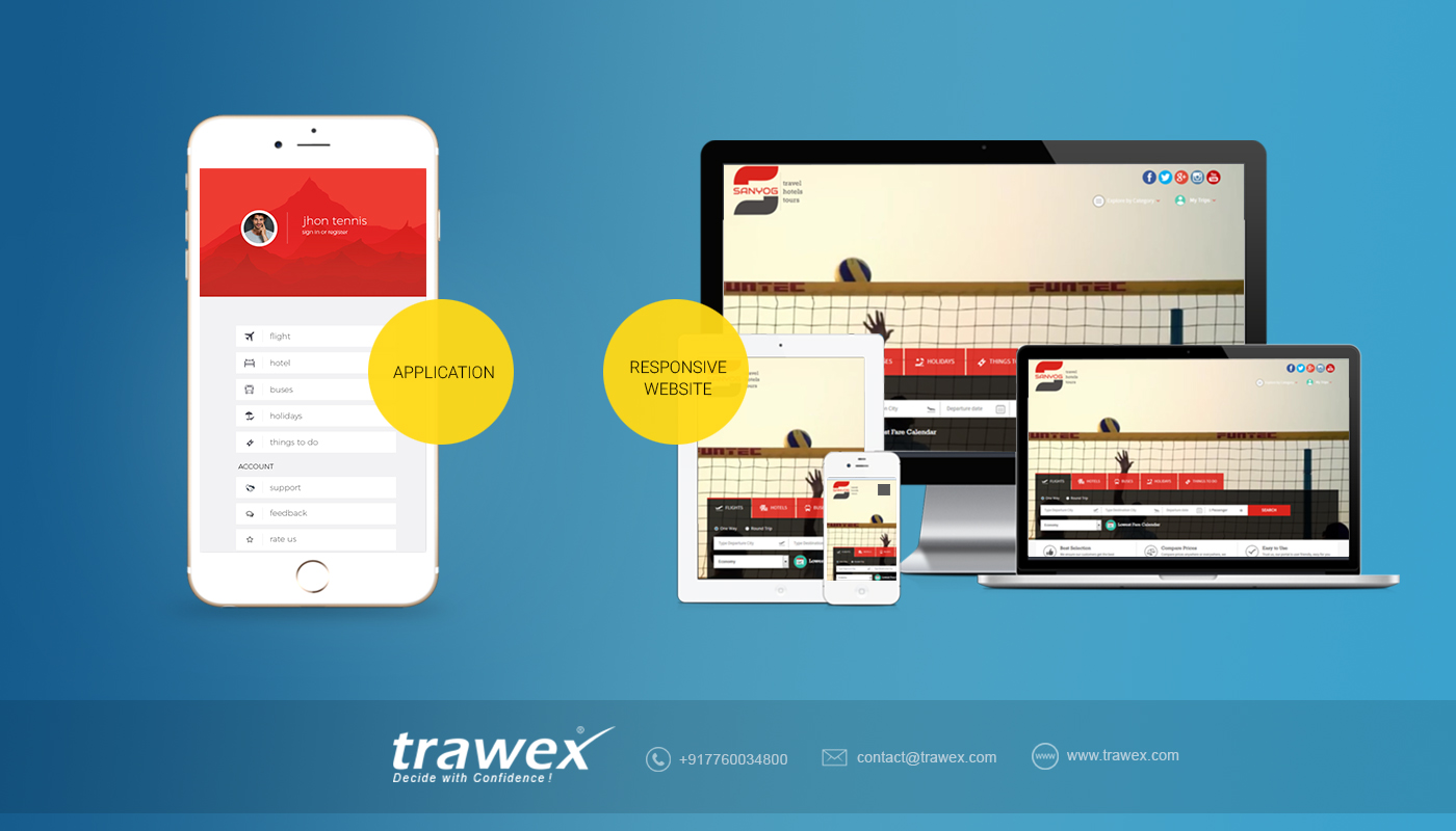What's more important in travel technology, a Mobile App or a Responsive Website?