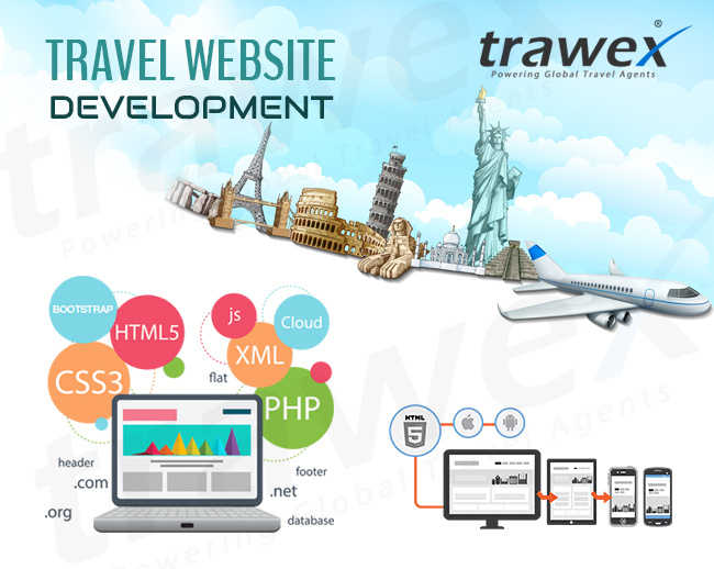 Reasons for Developing Travel portal Websites and Mobile Applications