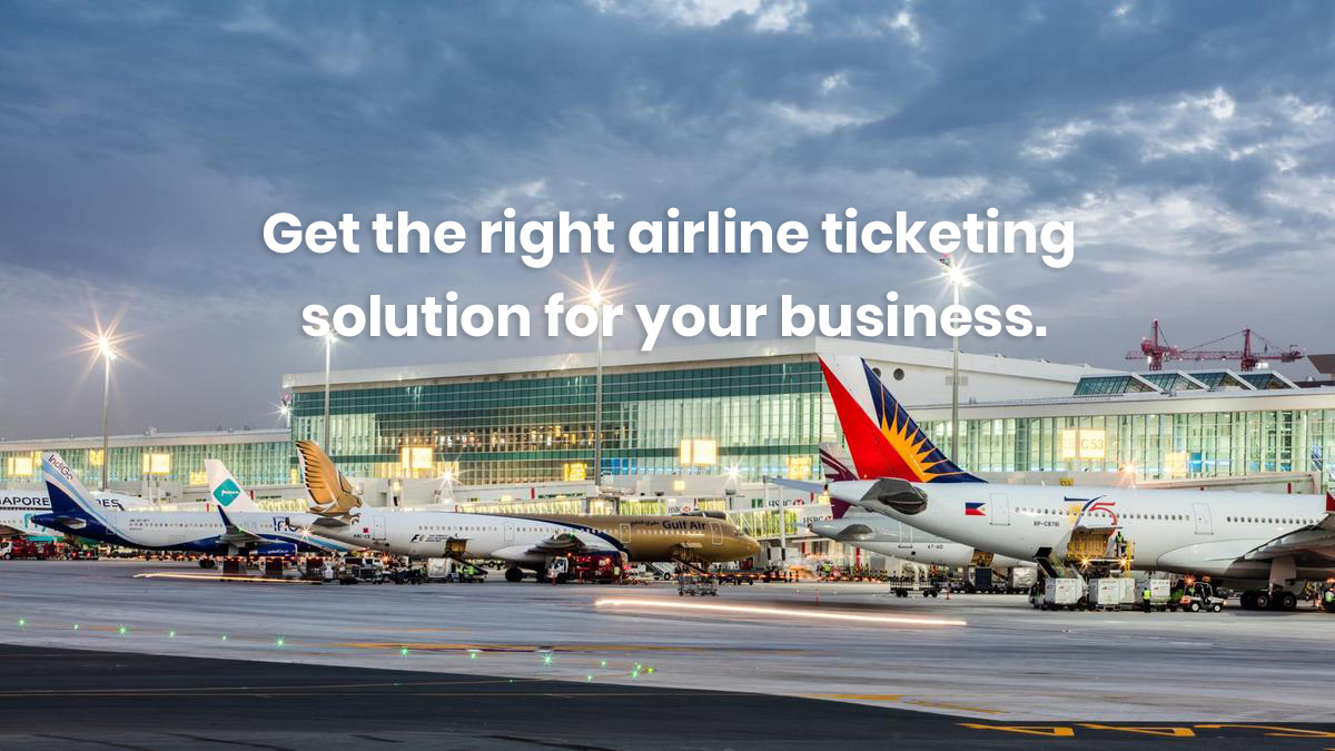 Airline Ticketing System | Airline Reservation System | Booking Engine