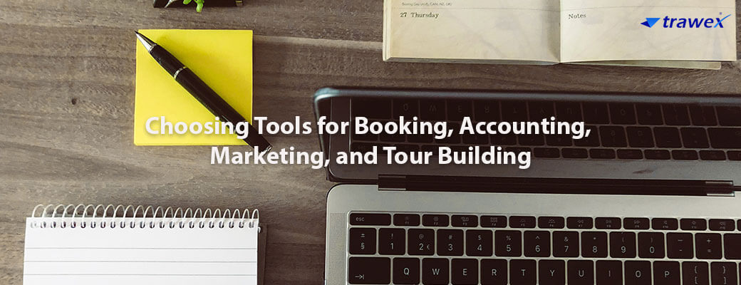Travel agency Software Tools