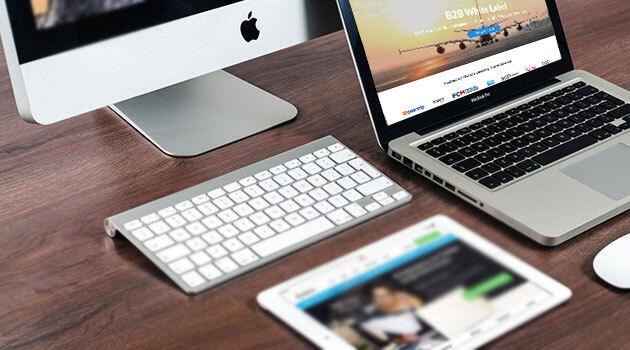 Right Platform for Travel website development