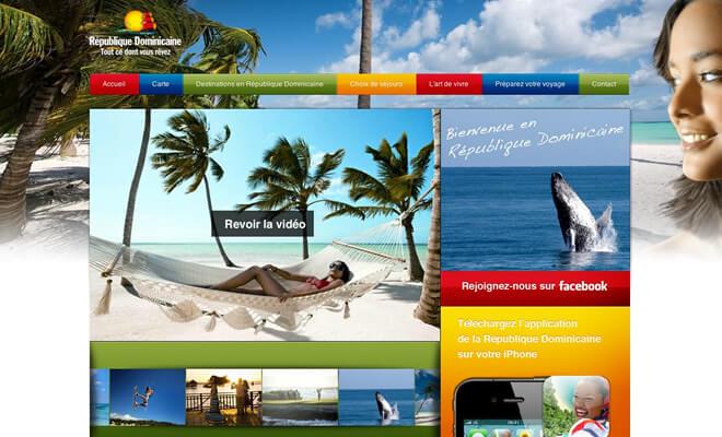 Best Website Builder For Travel Agency