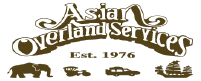 Asian Overland Services API