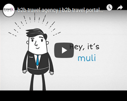 B2B Travel Portal | Agent Express | B2B Booking System